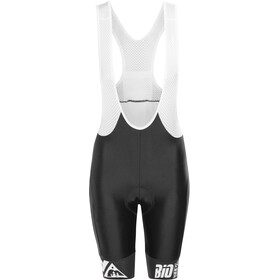 Red Cycling Products Pro Race Bibshorts Damer, black